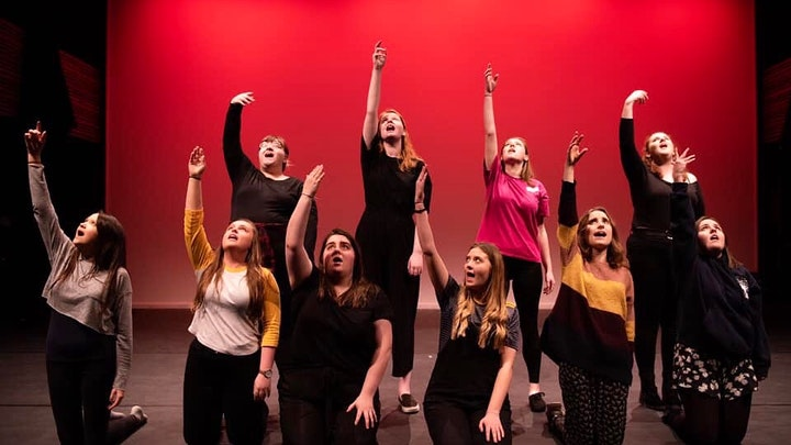 "Bath Spa Musical Theatre Society Presents 'Spring Awakening"""