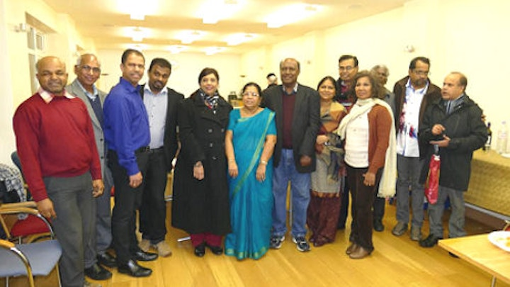 Fundraising for Tamil Studies by 'Harrow Tamil Santhi'
