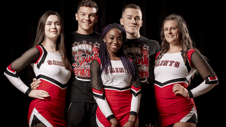 DMU vs UoL Cheerleading Varsity Tickets