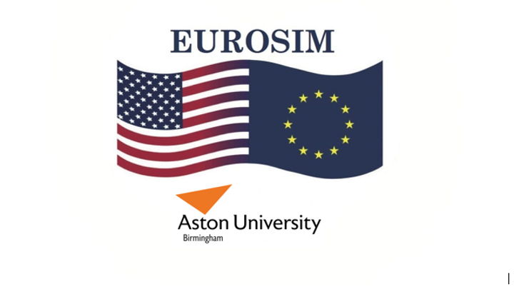 EuroSim Antwerp Trip Fundraising