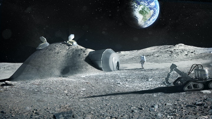 In-Situ Resource Utilisation and the Moon
