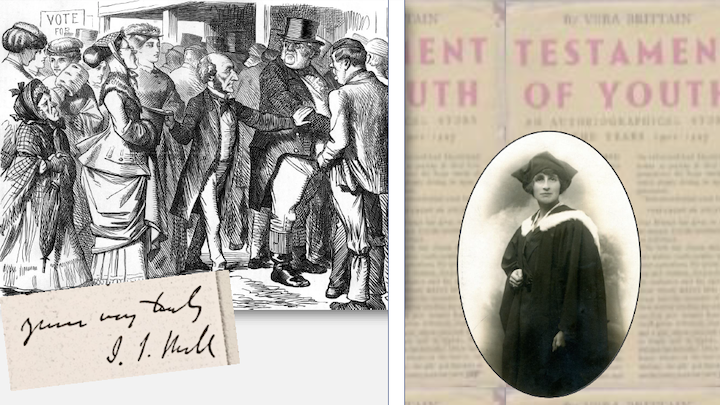 Enhancing our Special Collections: Brittain & Mill