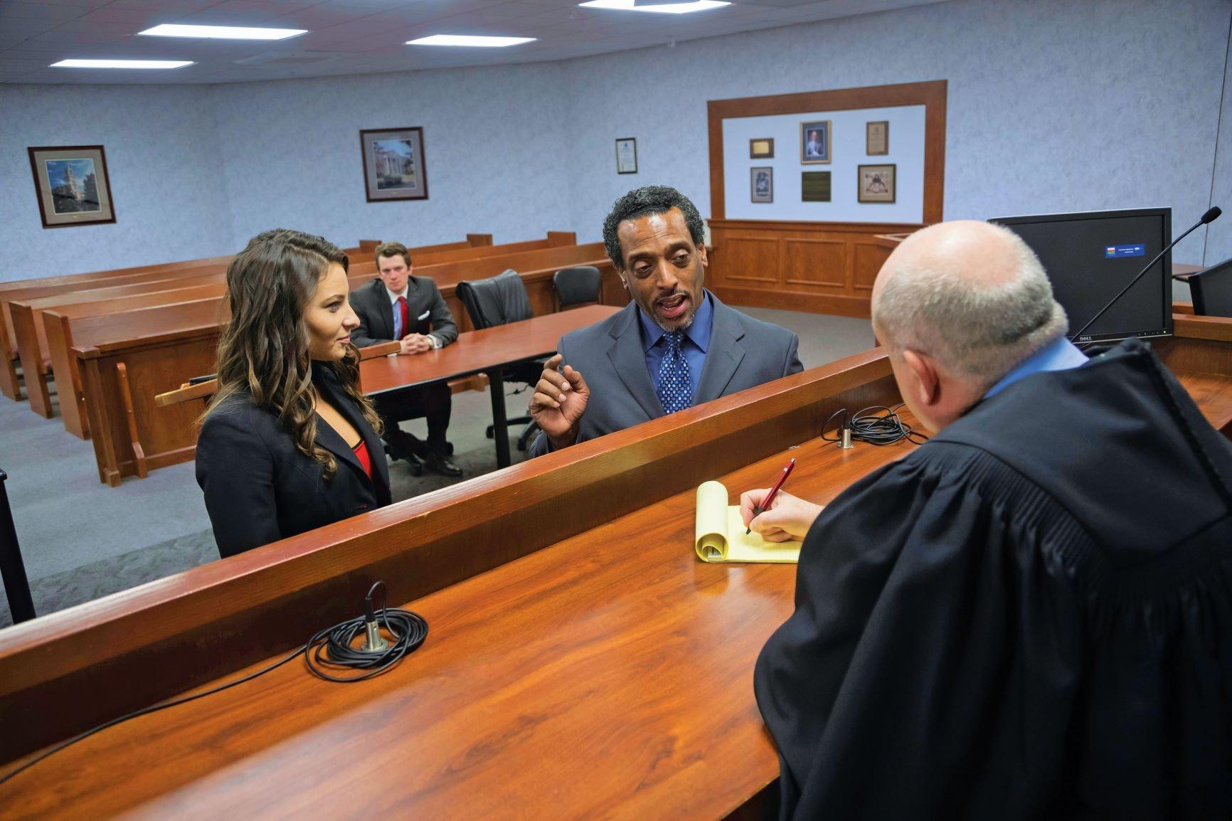 Law Alumni Endowed Scholarship