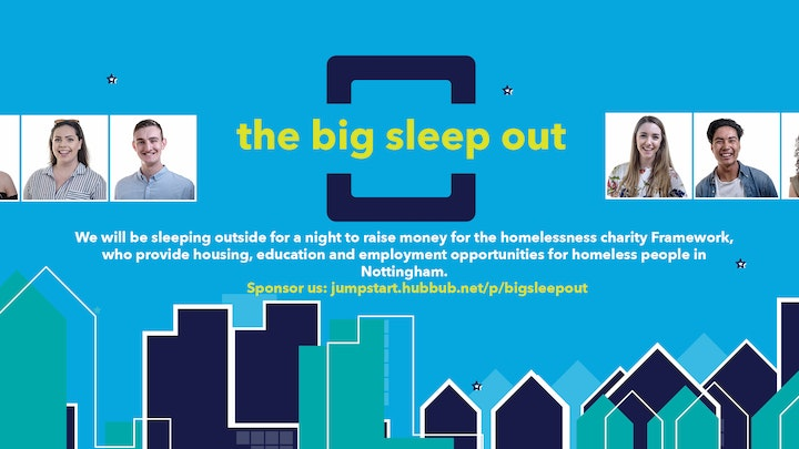 SU Officers' Big Sleep Out!