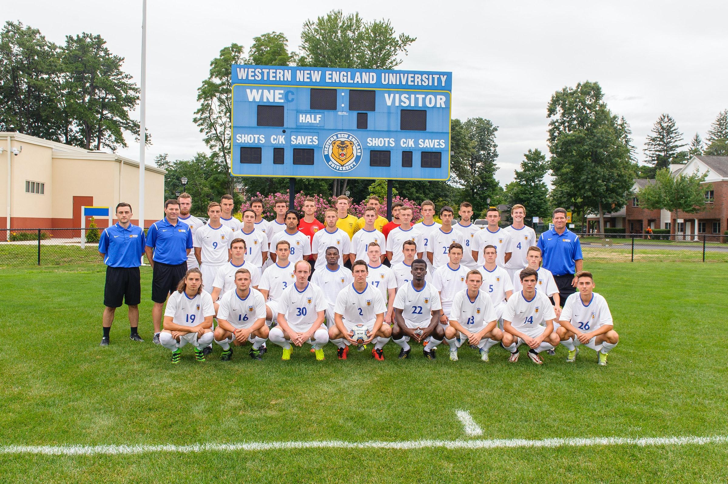 2018 Men's Soccer Europe Trip