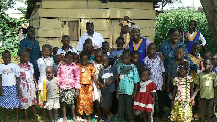Summer volunteering in Mildmay Uganda's HIV Hospital