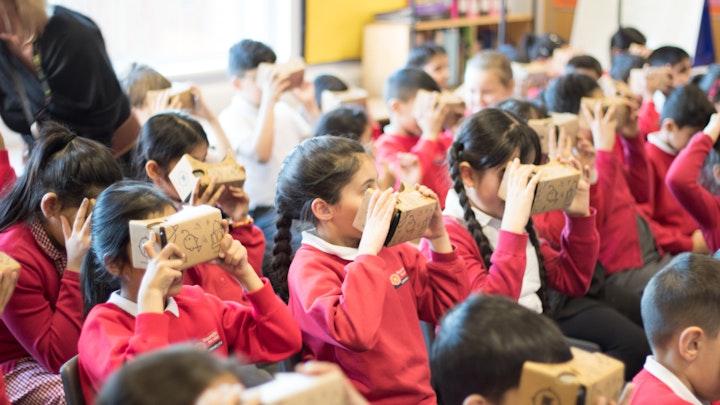 Virtual Reality Adventures!