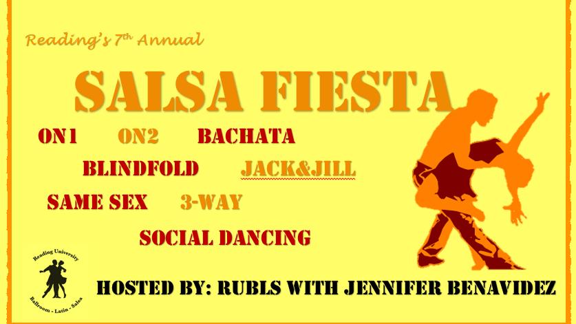 RUBLS Salsa Fiesta