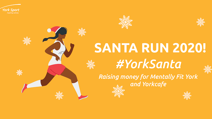 York Campus Santa Run 2020