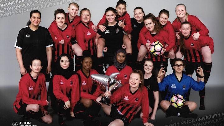 Women's Football is #ForEVERYGirl