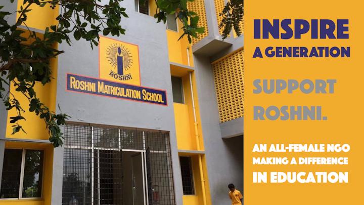 Roshni Project, India - Inspire a generation