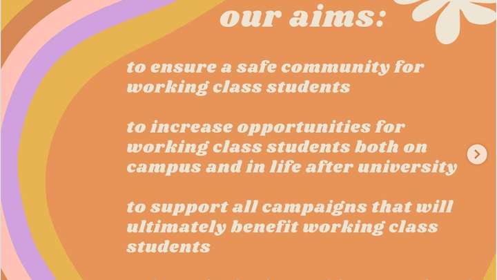 Supporting the YUSU Working Class Network