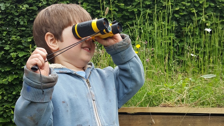 Help the Nursery Children Become Birdwatchers!