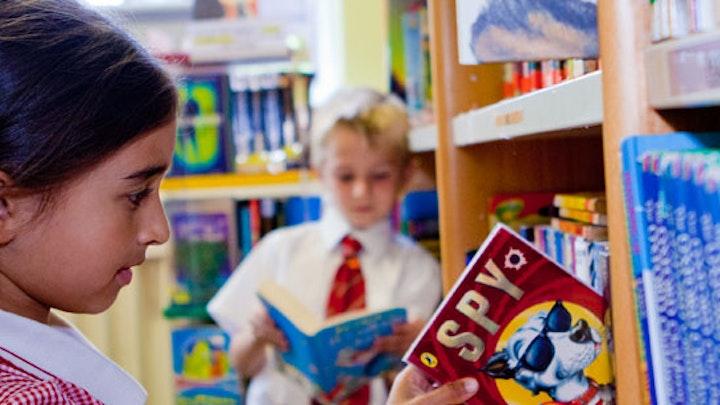 Every Stepgates child a reader