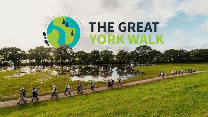 Regional Coordinators take on The Great York Walk 2021!