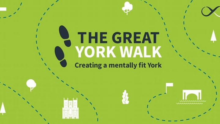 Jacky Takes On The Great York Walk
