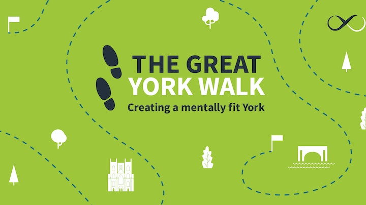 Chloe and Emma take on The Great York Walk!