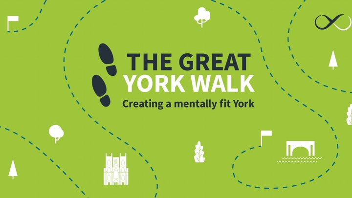 Rachel Takes on the Great York Walk!