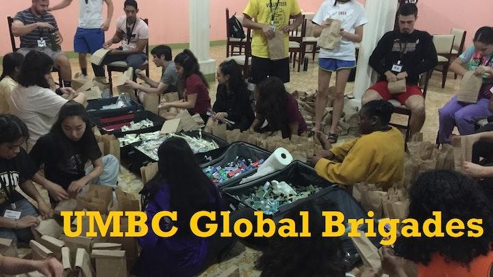 UMBC Global Brigades 2018-2019