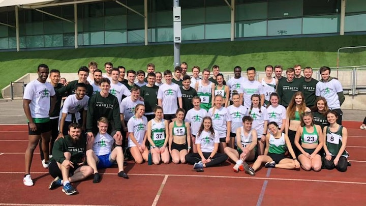 Swansea University Athletics & XC: Club Fundraiser