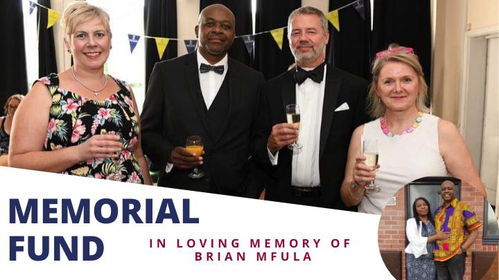Memorial Fund in loving memory of Brian Mfula