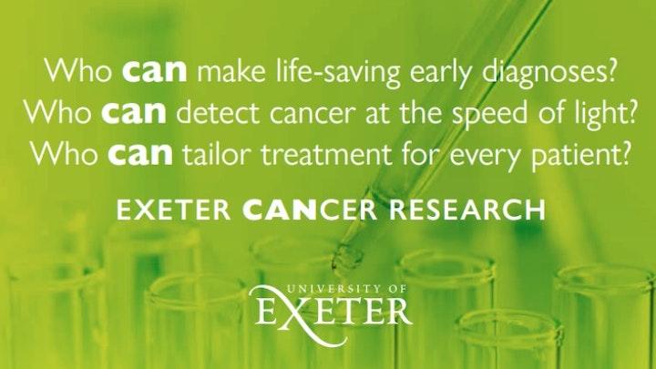 Support Cancer Research at Exeter