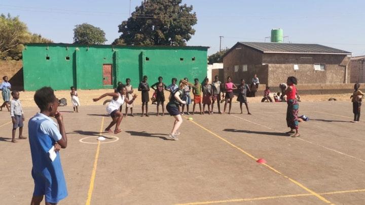 Volunteer Zambia - Sport in Action