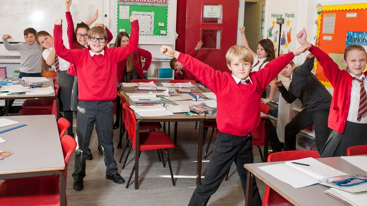 Sponsored bounce for school ipads