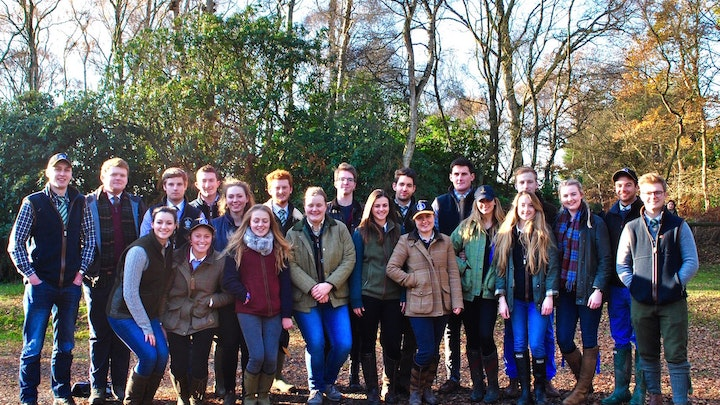 University of Nottingham Shooting Club Charity Competition