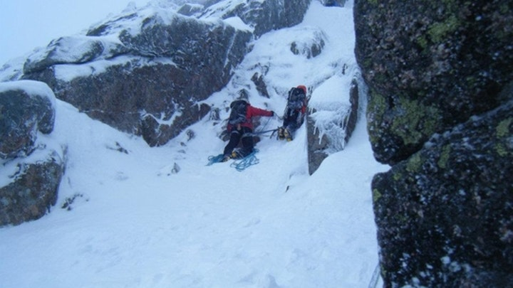 Ben Lairig: Winter Mountaineering Training Weekend