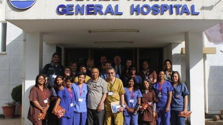 Help Deesha Volunteer at Bethel Hospital, Ethiopia