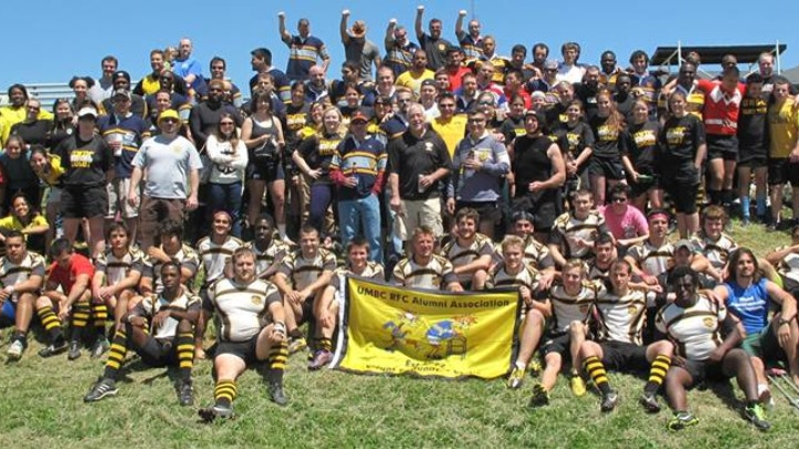 UMBC Rugby Haud Collumi Scholarship Fund