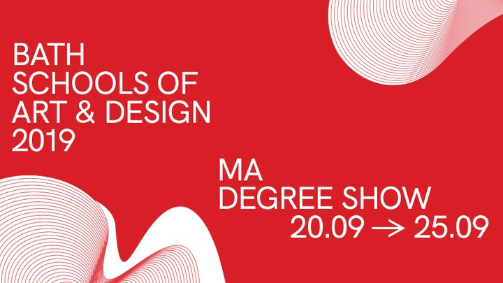 MA Degree Show 2019