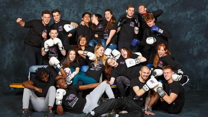 UOB boxing club show!