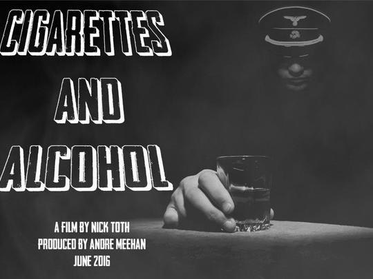 Cigarettes & Alcohol (Short Film)