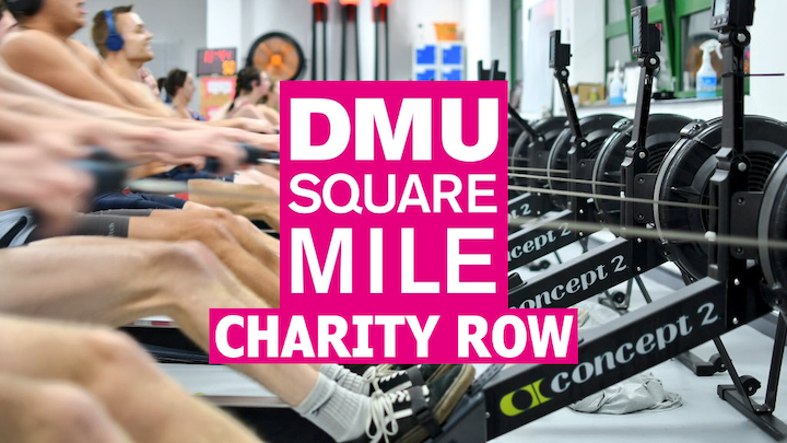 DMU Square Mile Charity Row