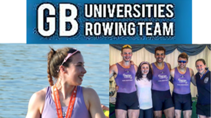 Collingwood at the European University Rowing Championships