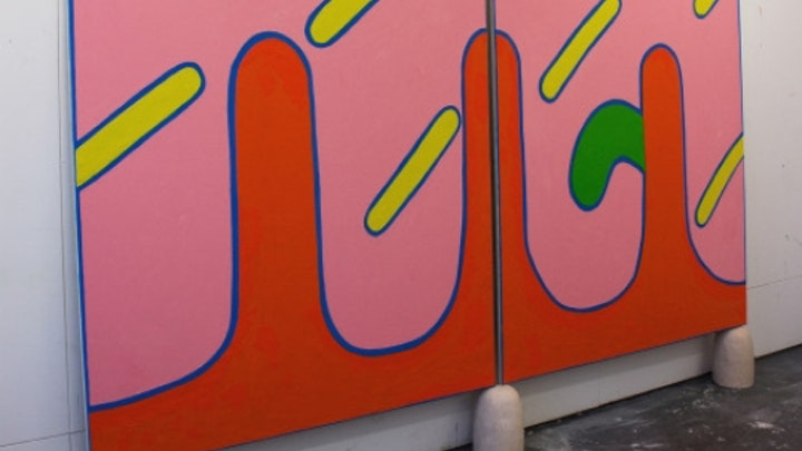 Camberwell Painting Degree show 2015