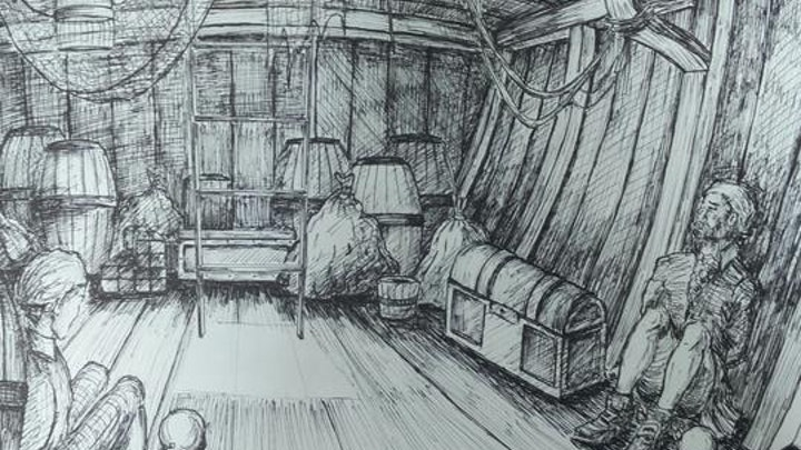 Fiona Guest's Production Design MA Fund
