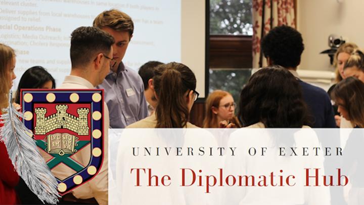 Diplomatic Hub Funding 2021/2022