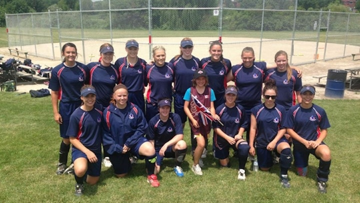 Help Nicole play at the Softball World Championship.