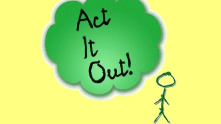 Act It Out! Fundraising
