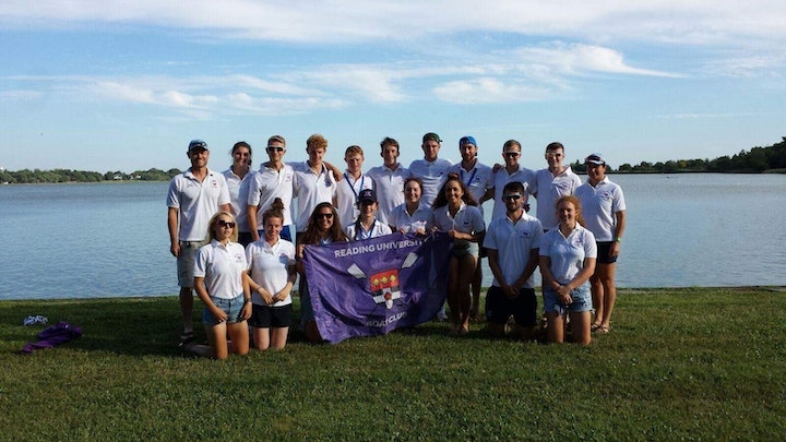 RUBC at European University Rowing Championships 2018