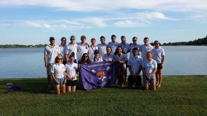 RUBC at European University Rowing Championships 2018