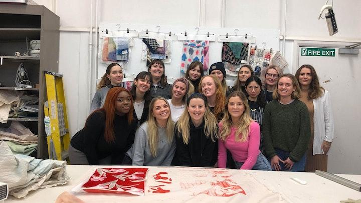 UoB Fashion Textiles New Designers Fundraising 2020
