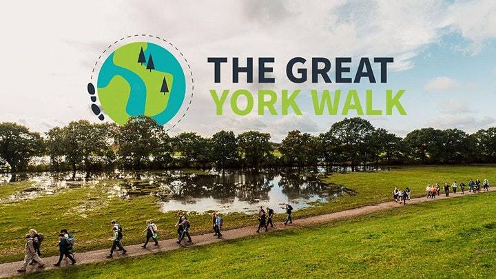 Cath takes on the Great York Walk!
