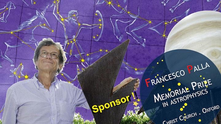 The Francesco Palla Memorial Prize in Astrophysics