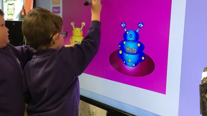 iPads for Early Years