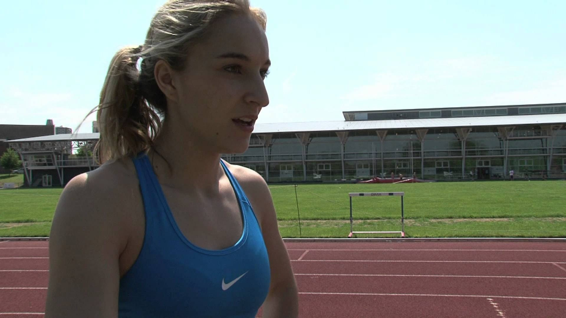 Emily Diamond - Athletics 2012 Sponsorship