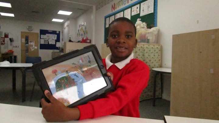 iPads for Northway
